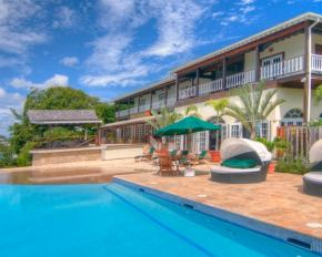 Grenada Luxury Villa Rental Infinity Pool